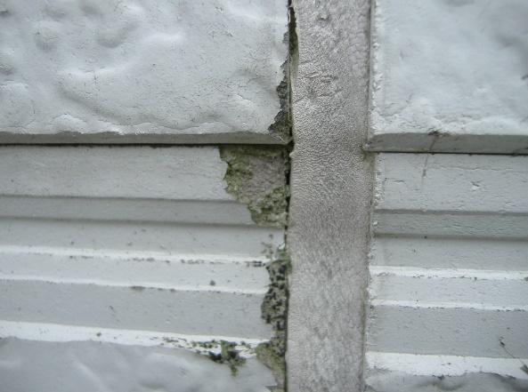 外壁の中性化