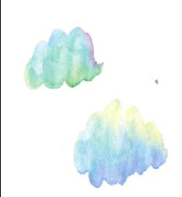 イラスト:雲