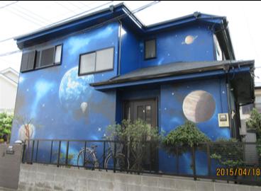 宇宙の外壁