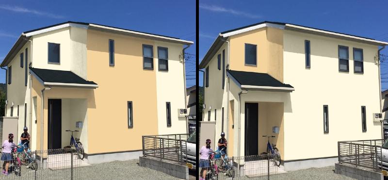 外壁塗装カラーシュミレーション|後悔しない色選びのコツ徹底解説