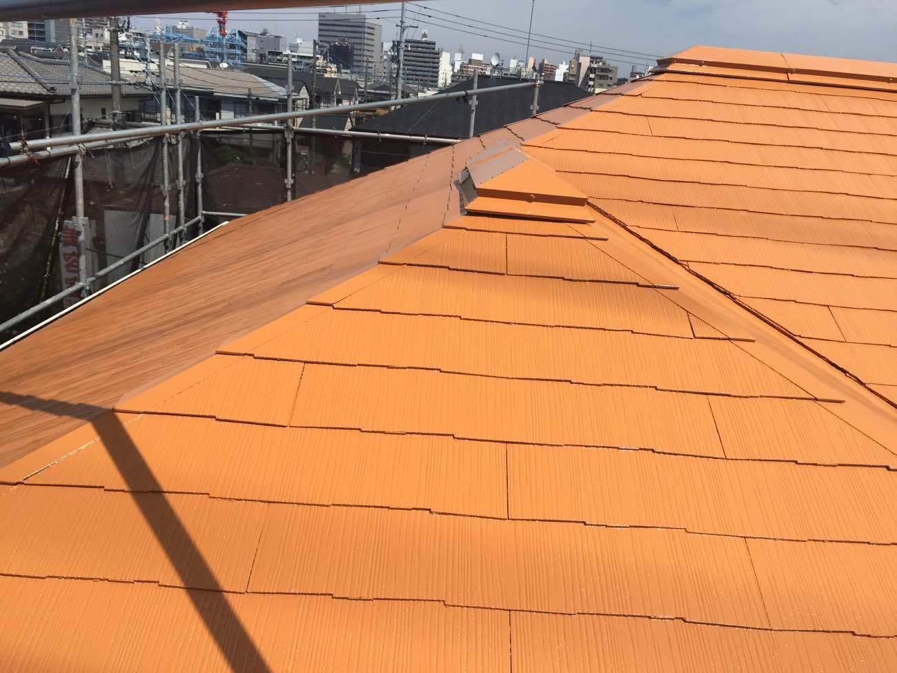 [事例12選]オレンジの屋根でお家を明るく!素敵な配色にする方法