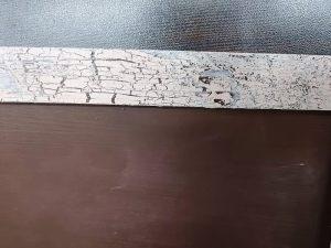 ひび割れ塗装