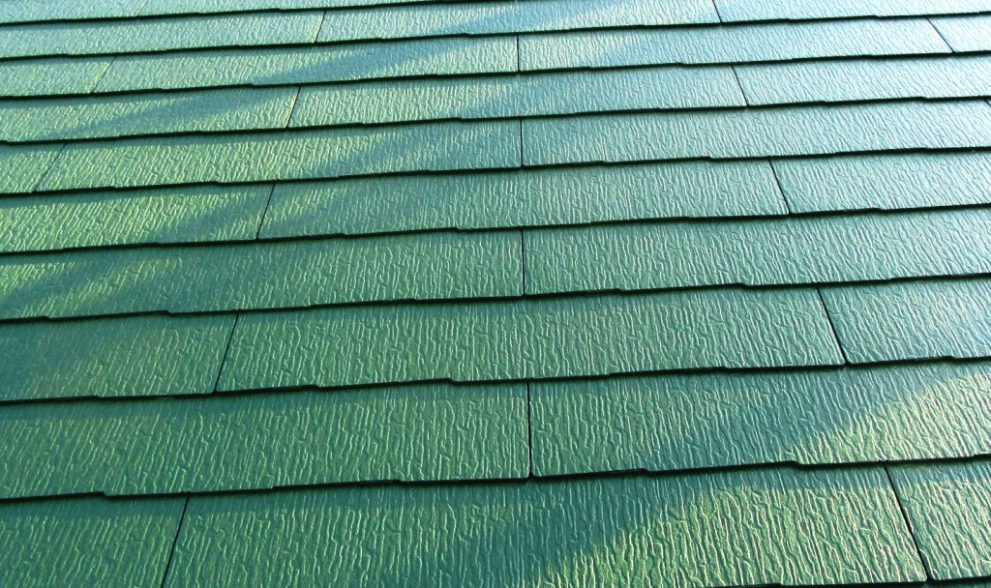 屋根塗装の色