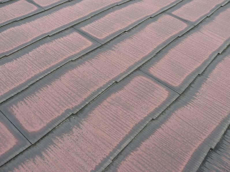 屋根の染み