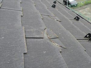 屋根の欠落