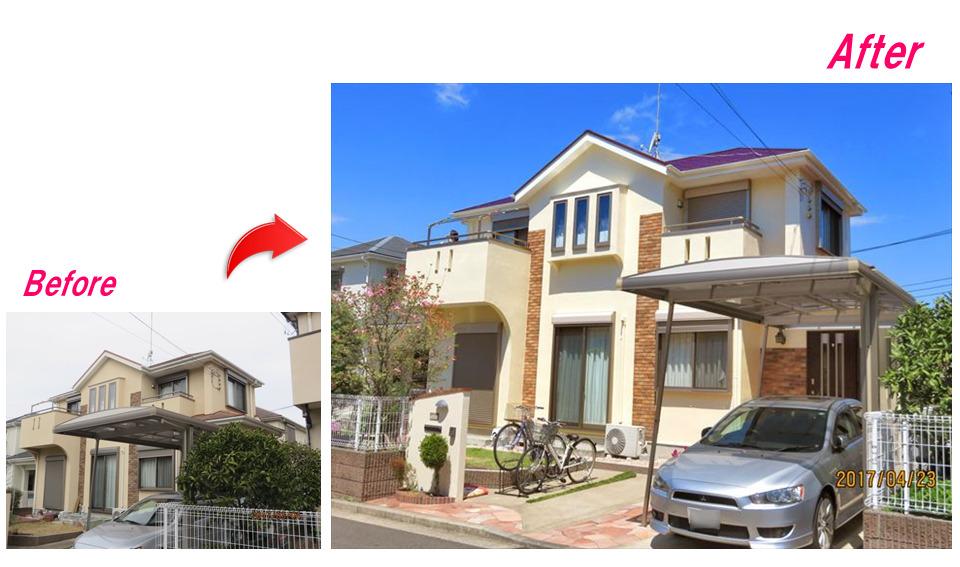 N.K様邸(横浜市戸塚区)