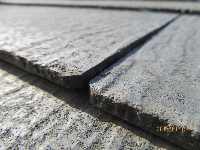 屋根の反り