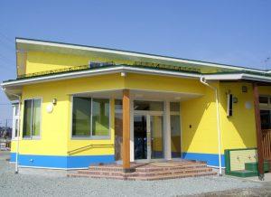 黄色の幼稚園