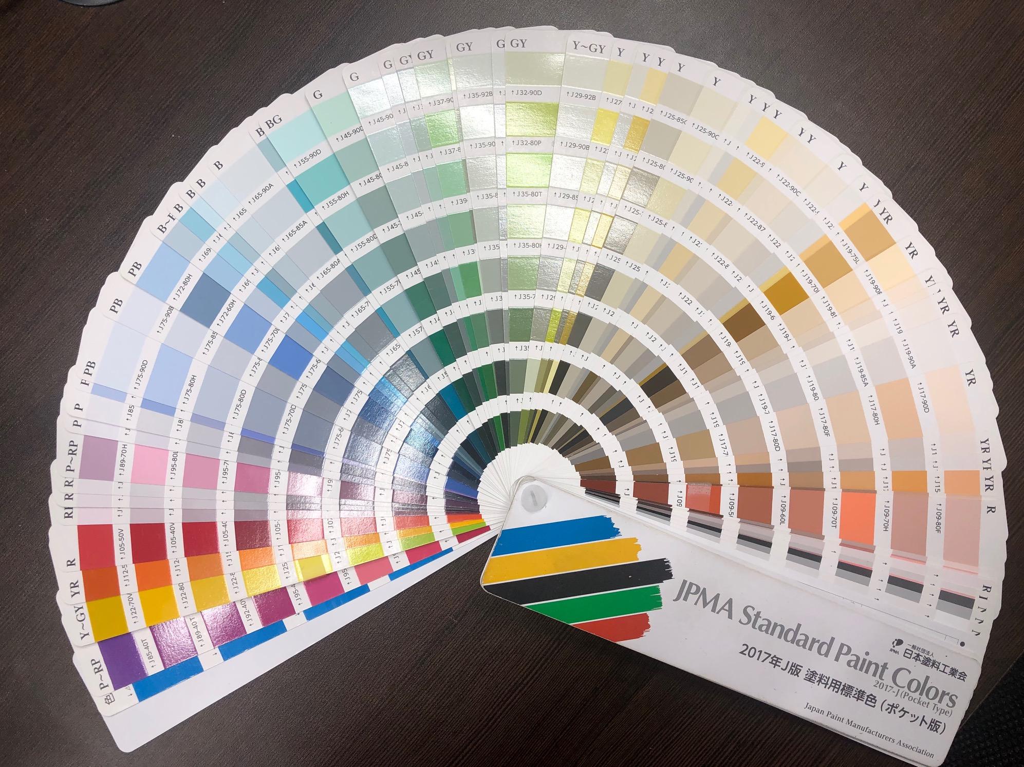 初めてでも分かる!外壁塗装の「色見本」を理解して大成功させるコツ