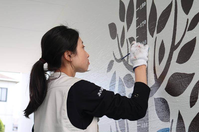 アート塗装職人
