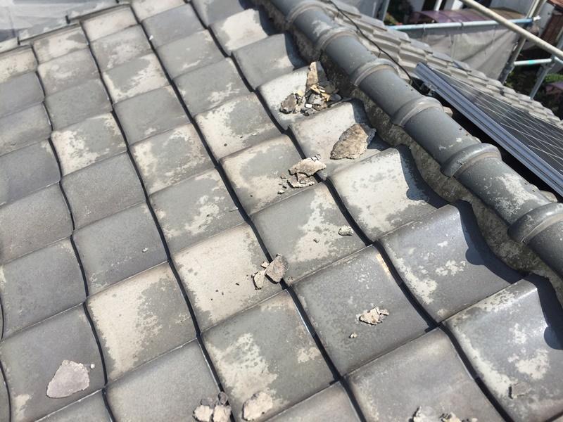瓦の漆喰(しっくい)とは:補修すべき劣化症状と費用相場を徹底解説