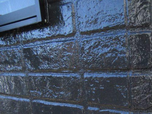 艶 黒い外壁