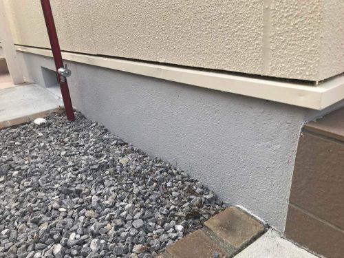 部分 外壁 塗装 基礎