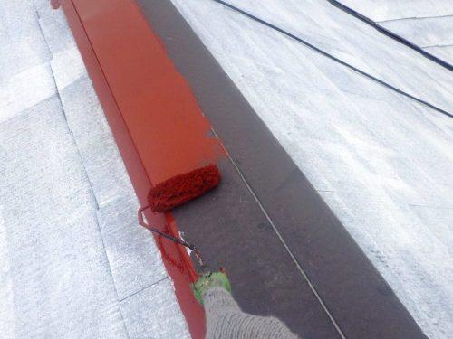屋根板金 塗装