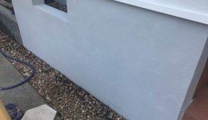 基礎ガード塗装事例