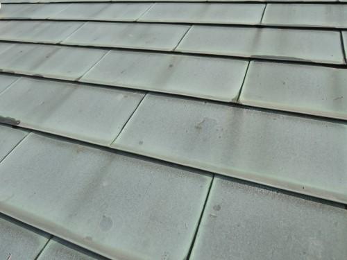 銅葺き 屋根