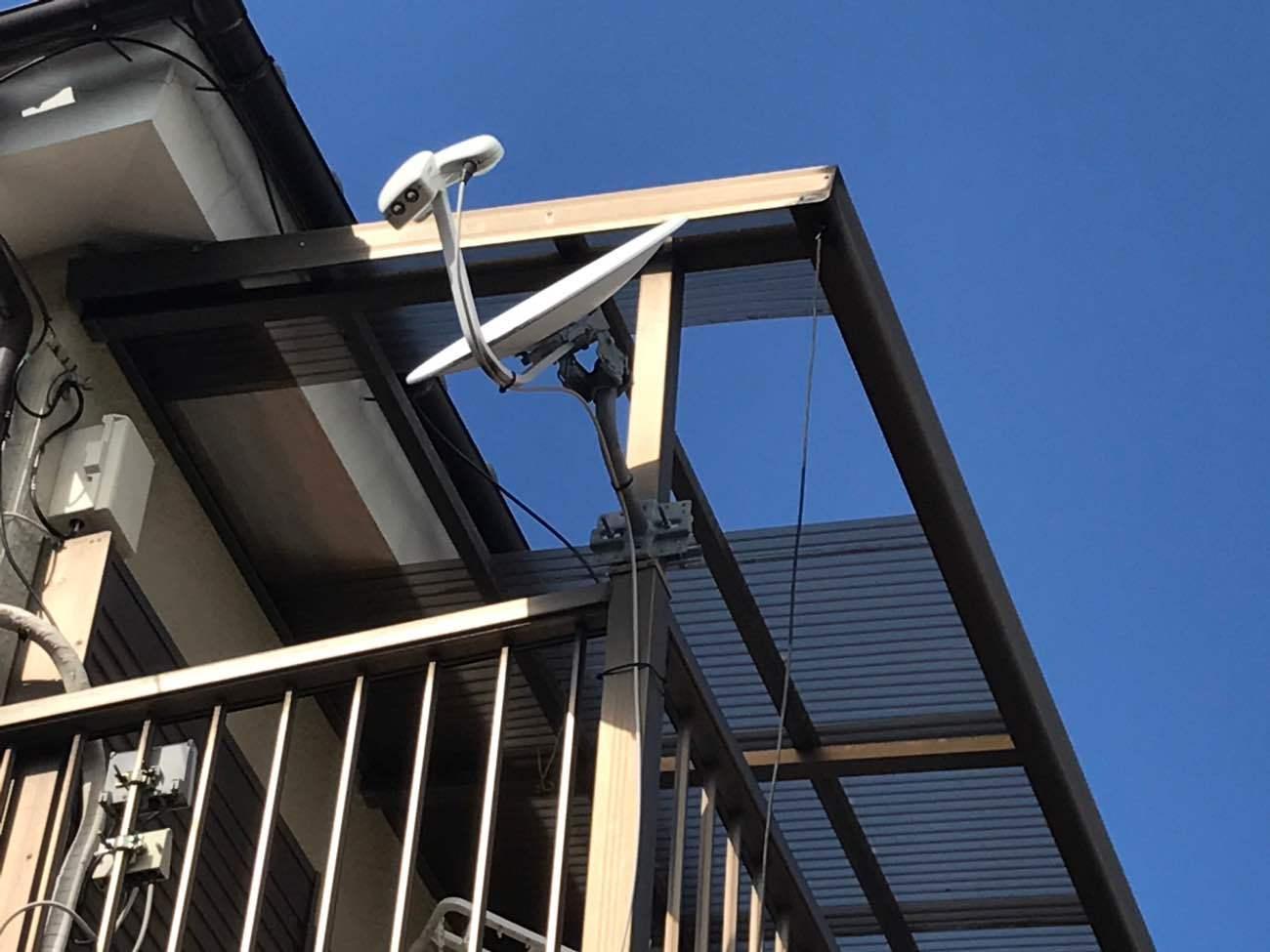 台風でベランダの屋根が飛んだ時の3つの対処と修理費用相場を解説!