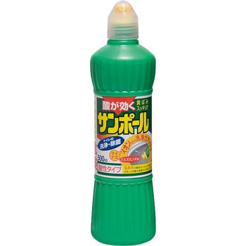 酸性洗剤サンポール