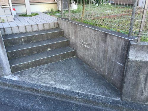外構コンクリート