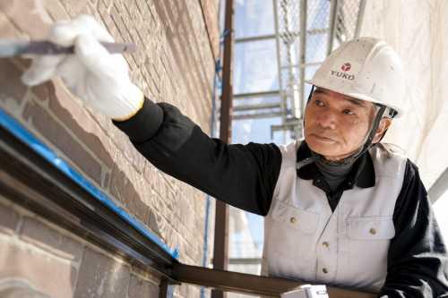 外壁塗装職人