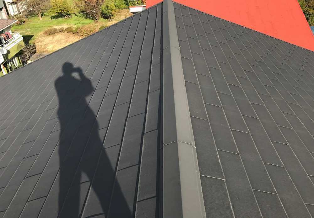 屋根 点検