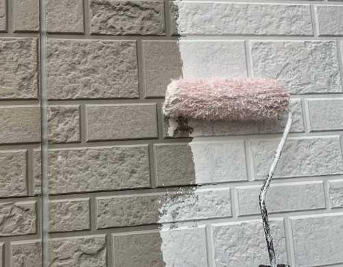 サイディング 塗装