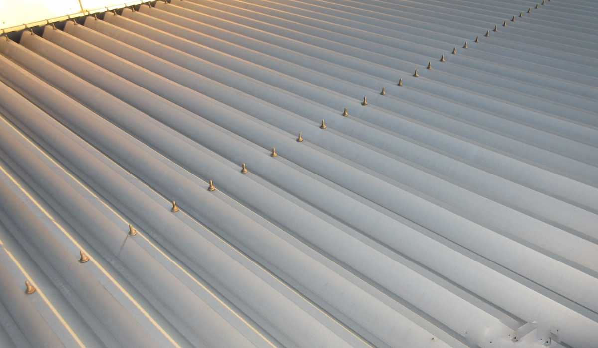 折板屋根 塗装
