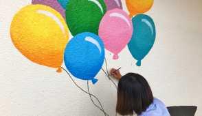 アート 塗装