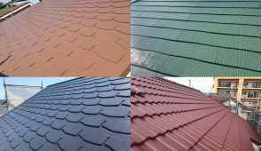 屋根の色選び
