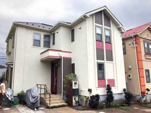 3色使用の家