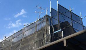 足場なしで屋根塗装は絶対NG!必須の理由とお得な工事10の方法
