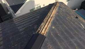 屋根 台風被害